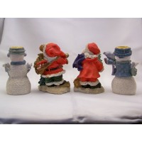 picture-Christmas-figurines-Santa-Claus-candlestick-2