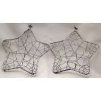 picture-Filigree-Star-Metal-Christmas-Decoration-3