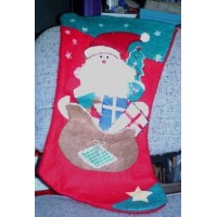 picture-red-Christmas-stocking-Santa-Claus-4