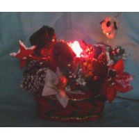picture-lighted-Christmas-basket-table-center-5