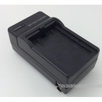 Replacement NB-1L NB-1LH Battery Charger for Canon