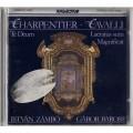 Charpentier Cavalli Istvan Zambo Gabor Baross CD