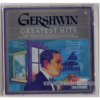 Gershwin Greatest Hits CD