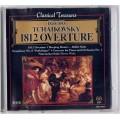 1840-1893 Tchaikovsky 1812 Overture CD