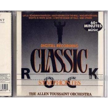 Classic Rock Symphonies CD Allen Toussaint