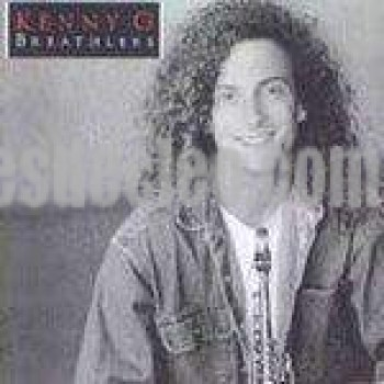 Kenny G CD Breathless Jazz