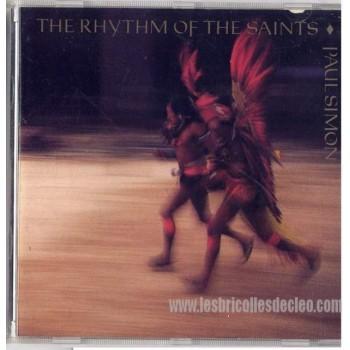 Cd The Rhythm of the Saints Paul Simon Compact Disk