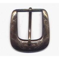 Boucle Ceinture Laiton Bronze Costumes C-55005