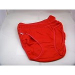 Culotte polyester/coton taille haute jambe echancree 3